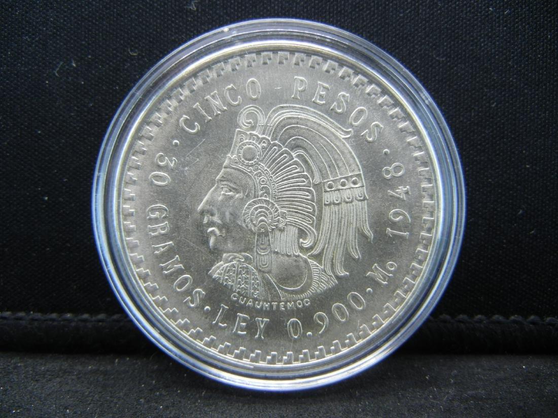 1948 5 Peso