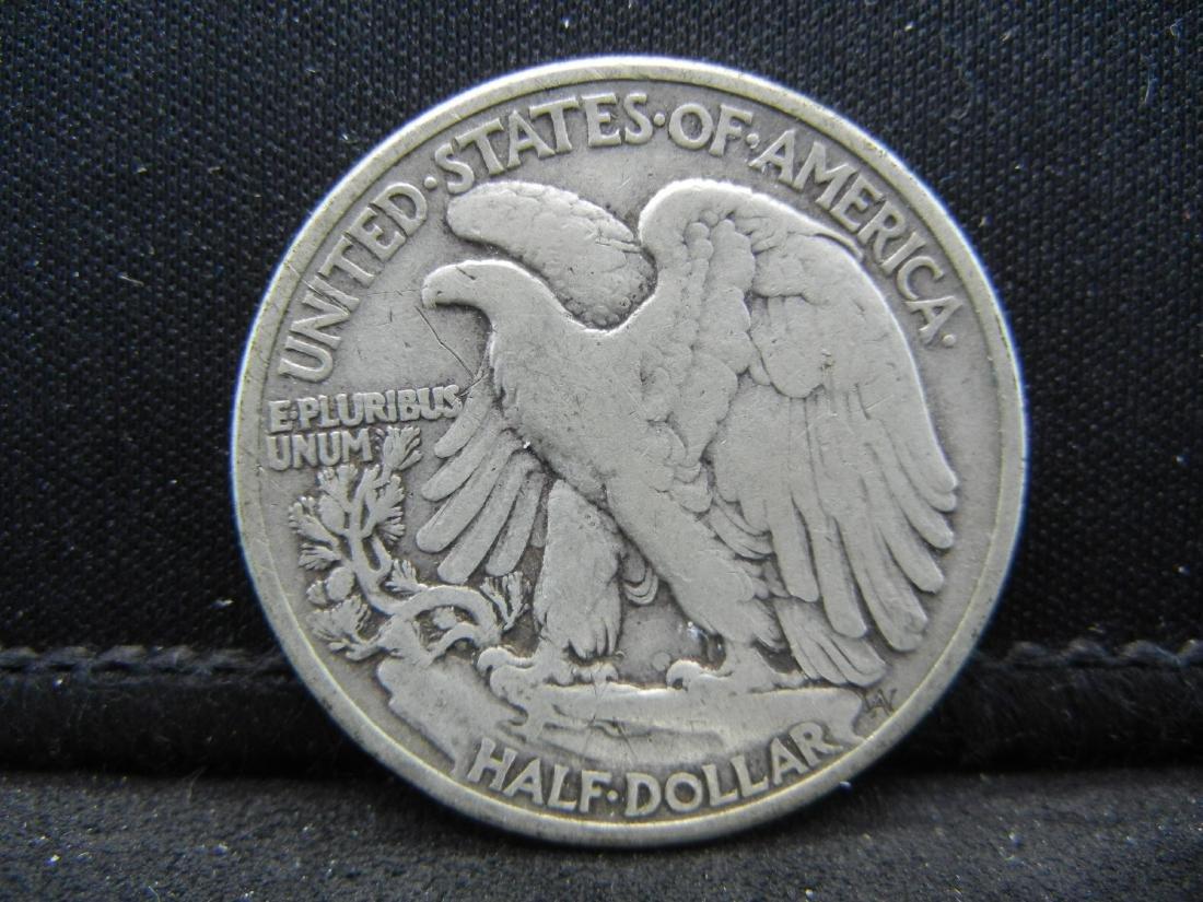1946 Walking Liberty Half Dollar - 2