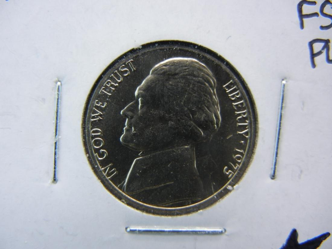 5 Jefferson Nickels High Grade - 2