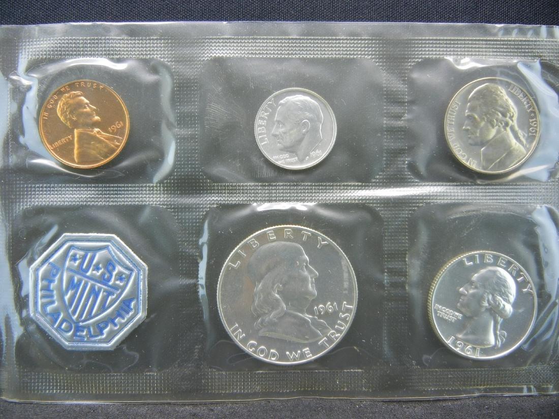 1961 US Mint Set - 2