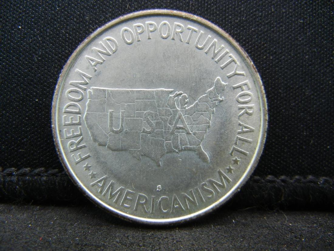 1954-S Washington-Carver Uncirculated Commemorative - 2