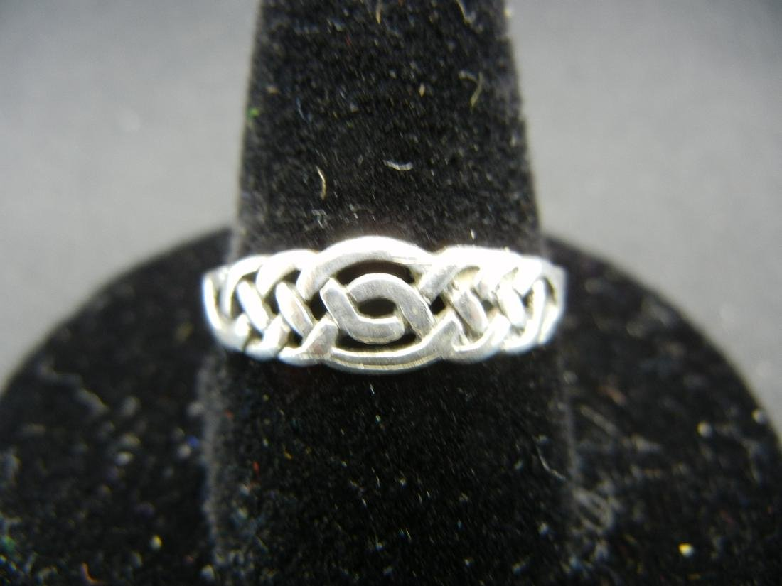 Irish Traditions Sterling Silver 925 Ring.