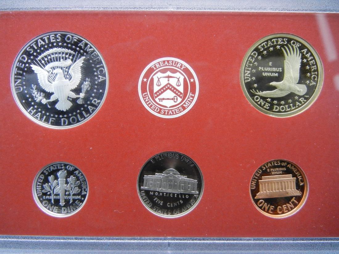 2008 US Mint Silver Proof Set - 5