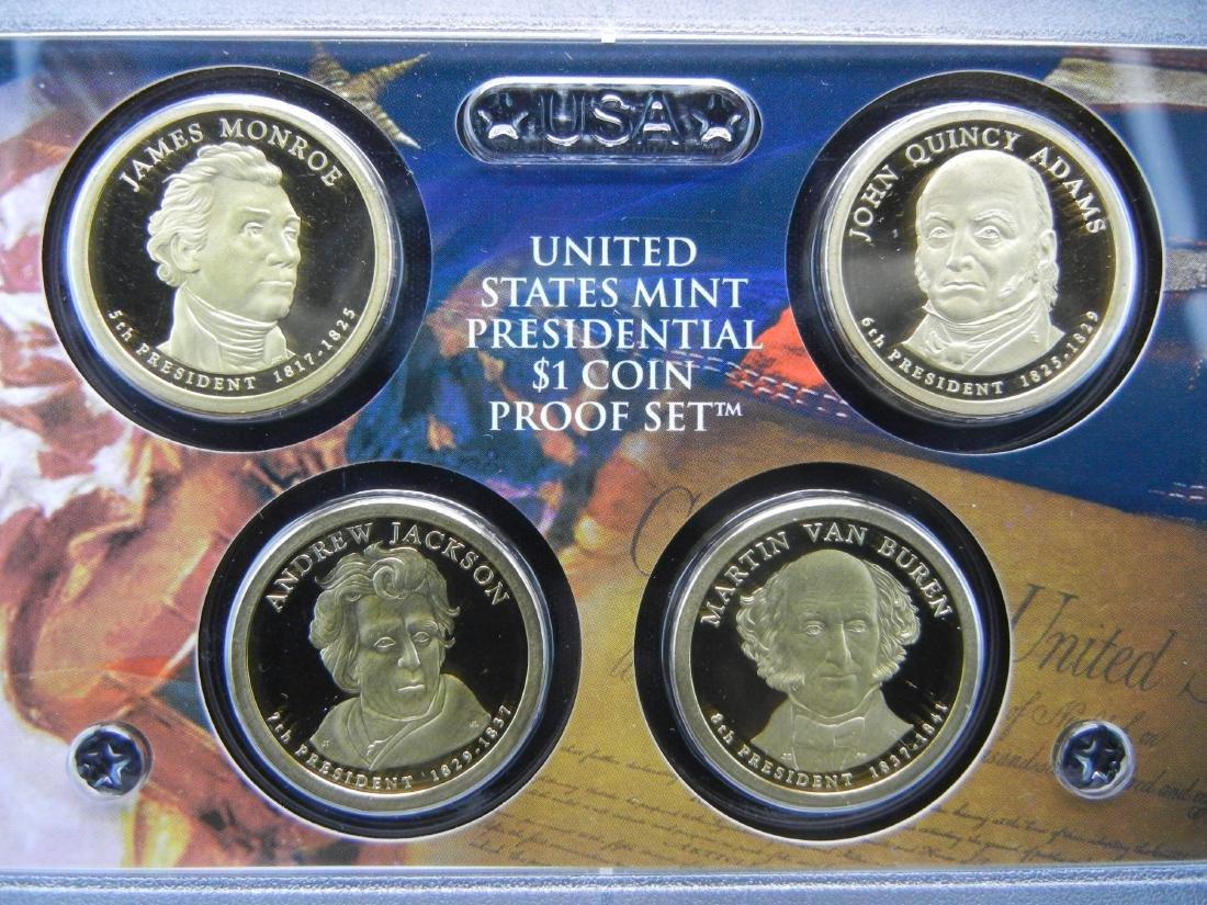 2008 US Mint Silver Proof Set - 6