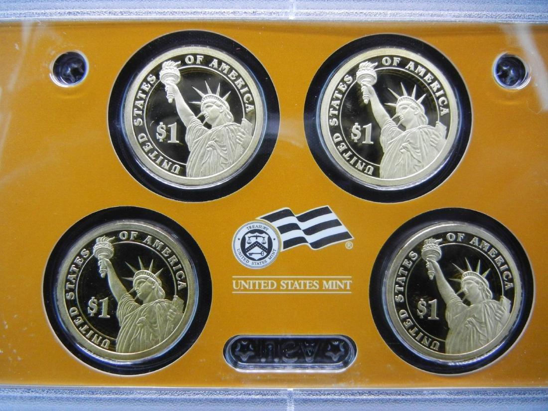 2008 US Mint Silver Proof Set - 7