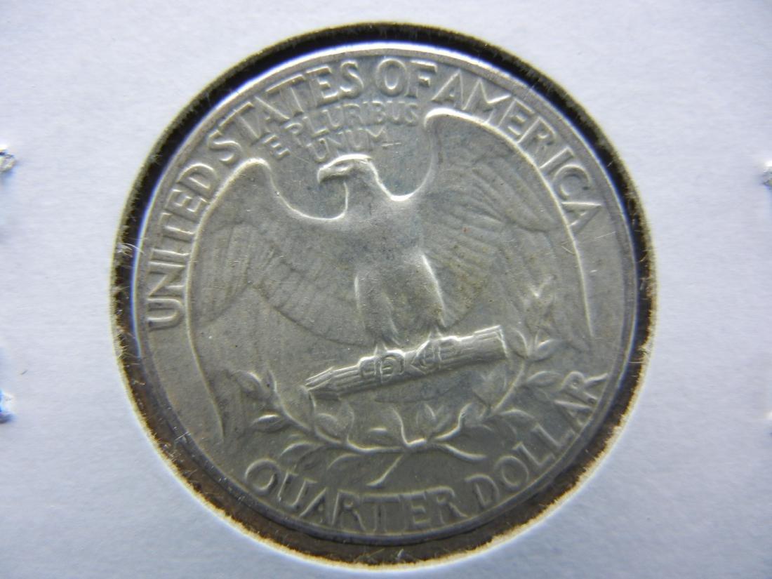 1963 Washington Quarter - 2