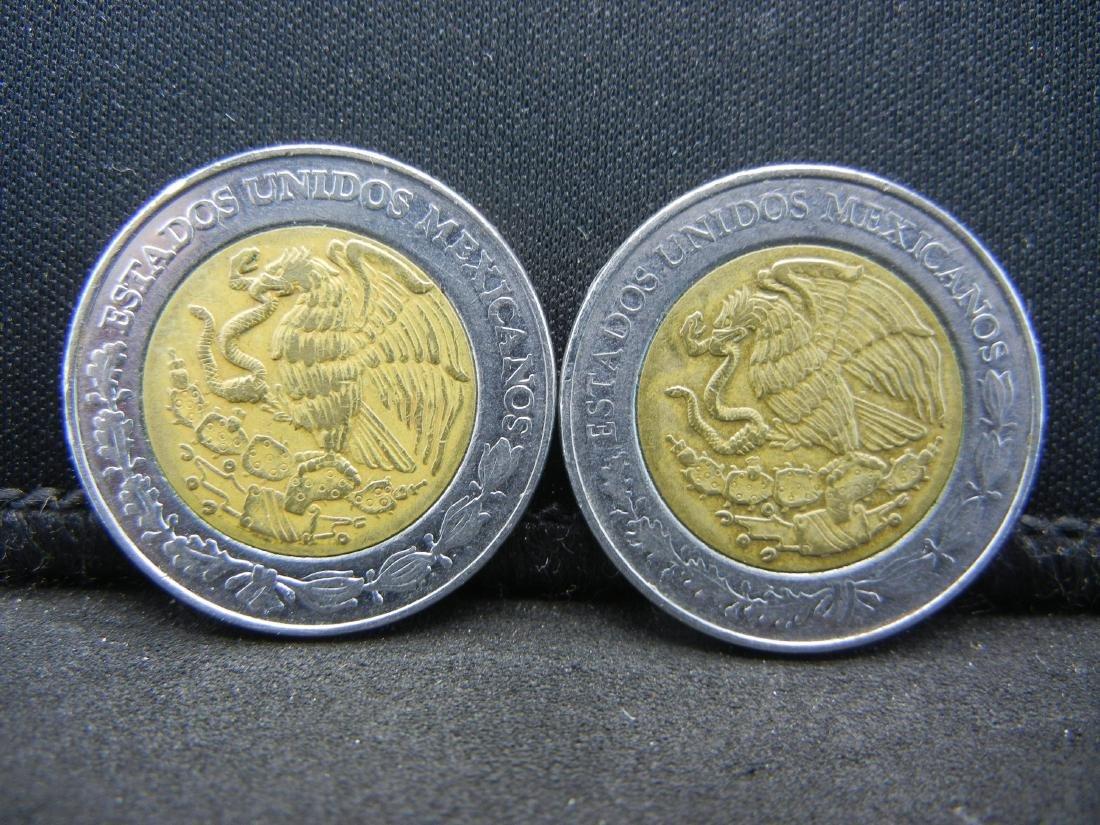 2008 5 Peso Mariano Matamoros & Francisco Javier Mina - 2