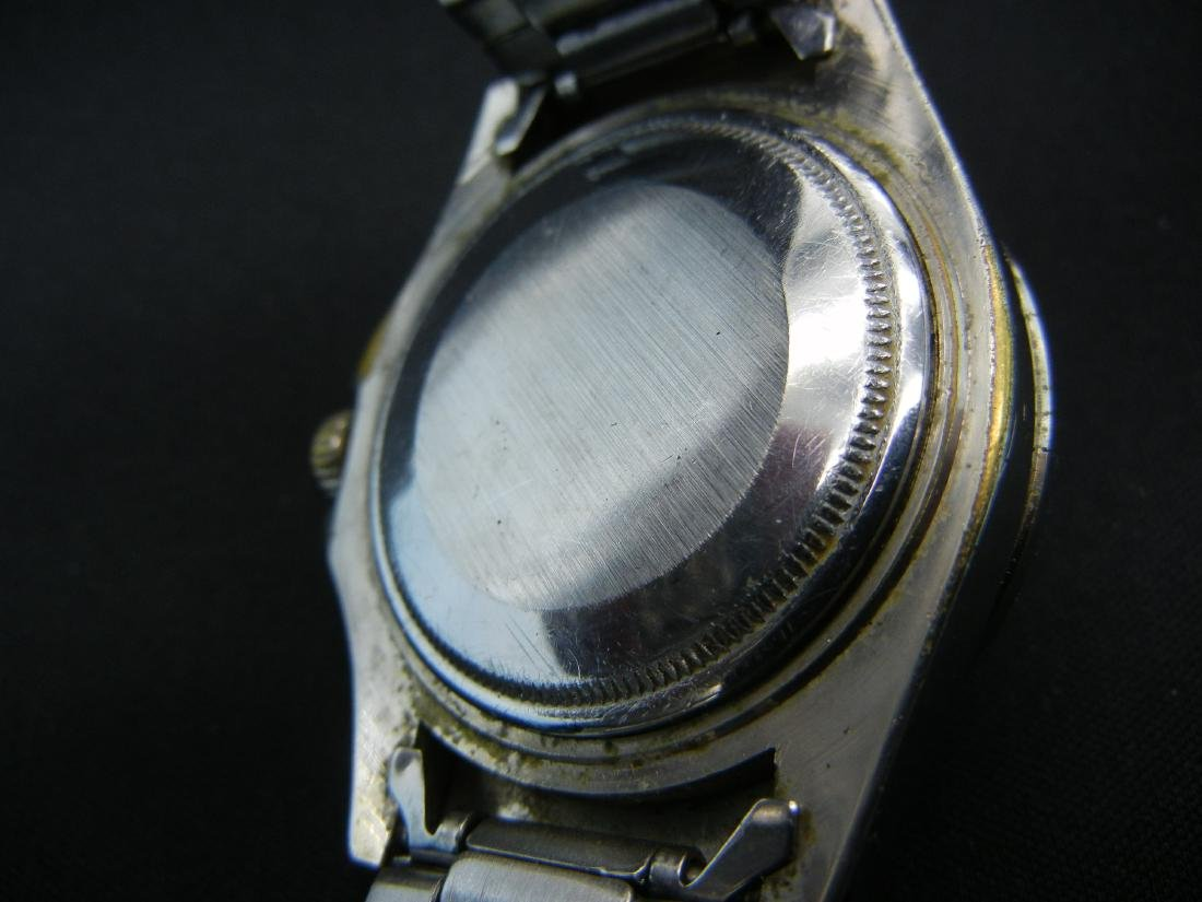 Reproduction Submariner Men's wristwatch. WORKS! - 3