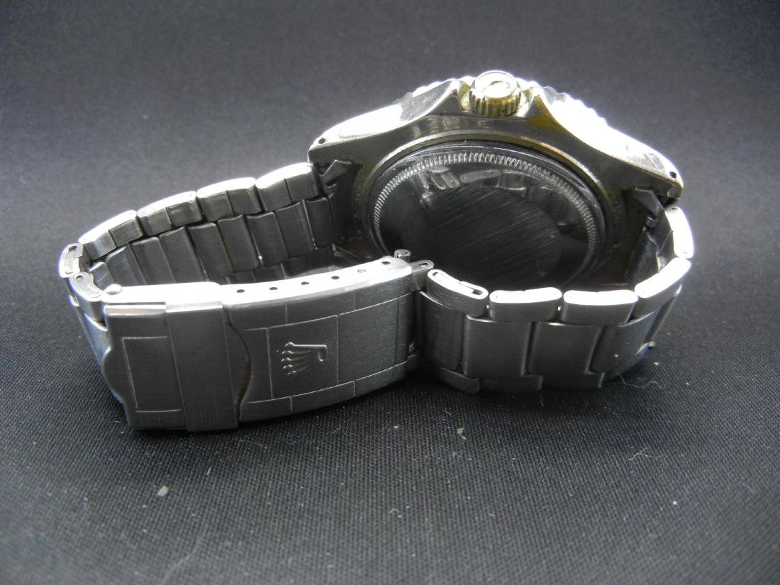 Reproduction Submariner Men's wristwatch. WORKS! - 4