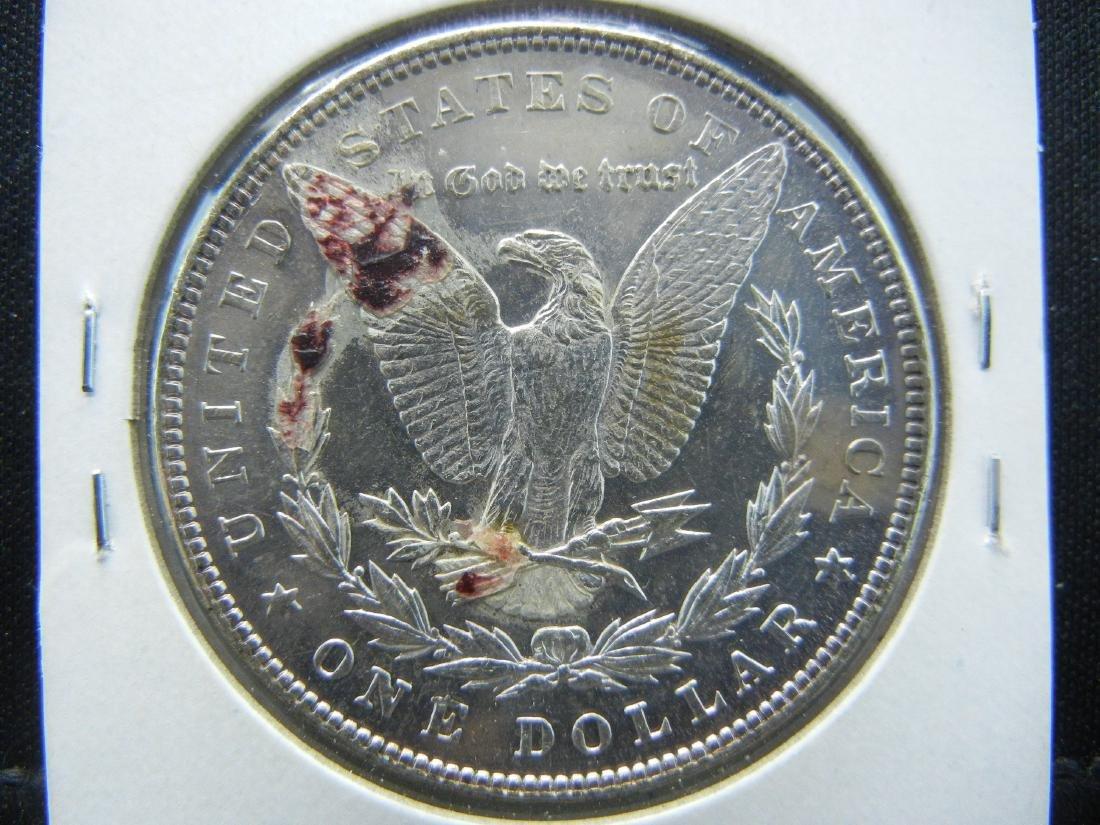 1886 Morgan Silver Dollar - 2