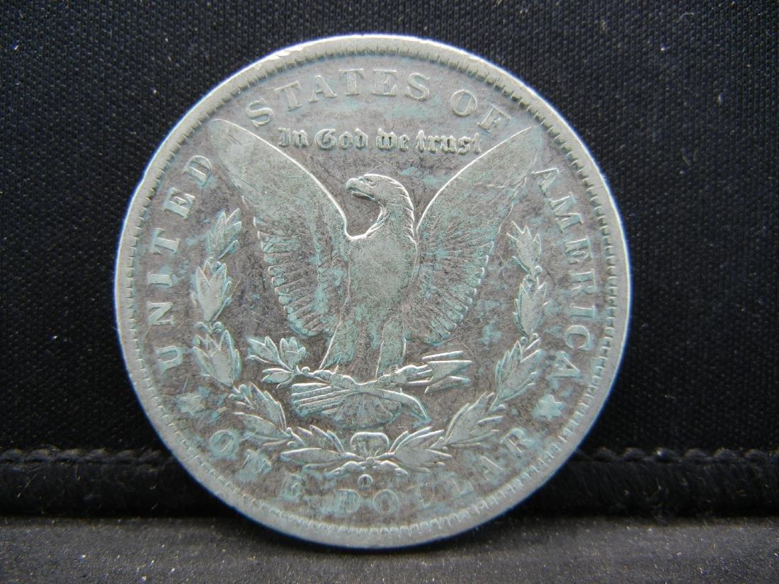 1889-O Morgan Silver Dollar - 2