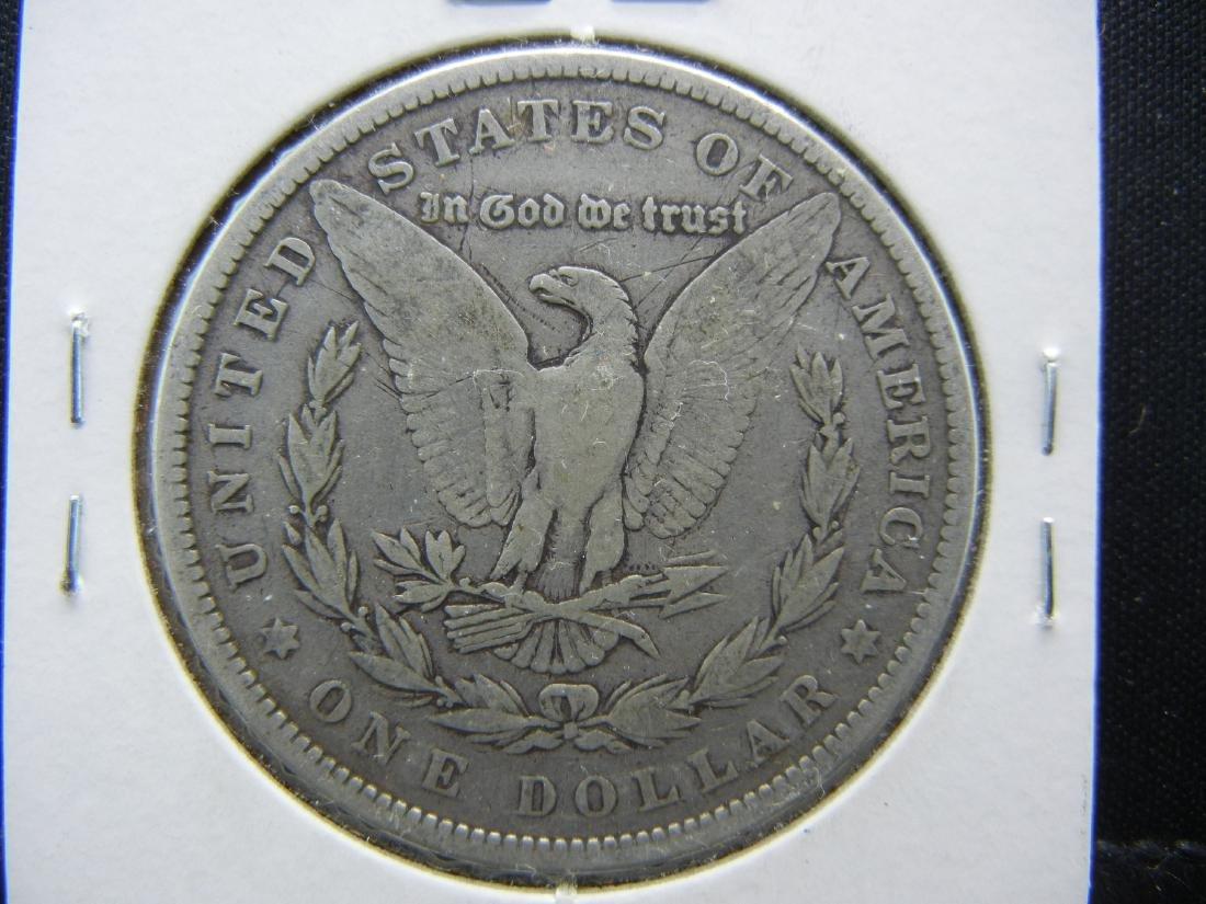 1879 Morgan Silver Dollar - 2
