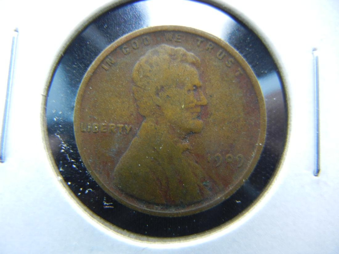 1909-VDB Lincoln Wheat Cent