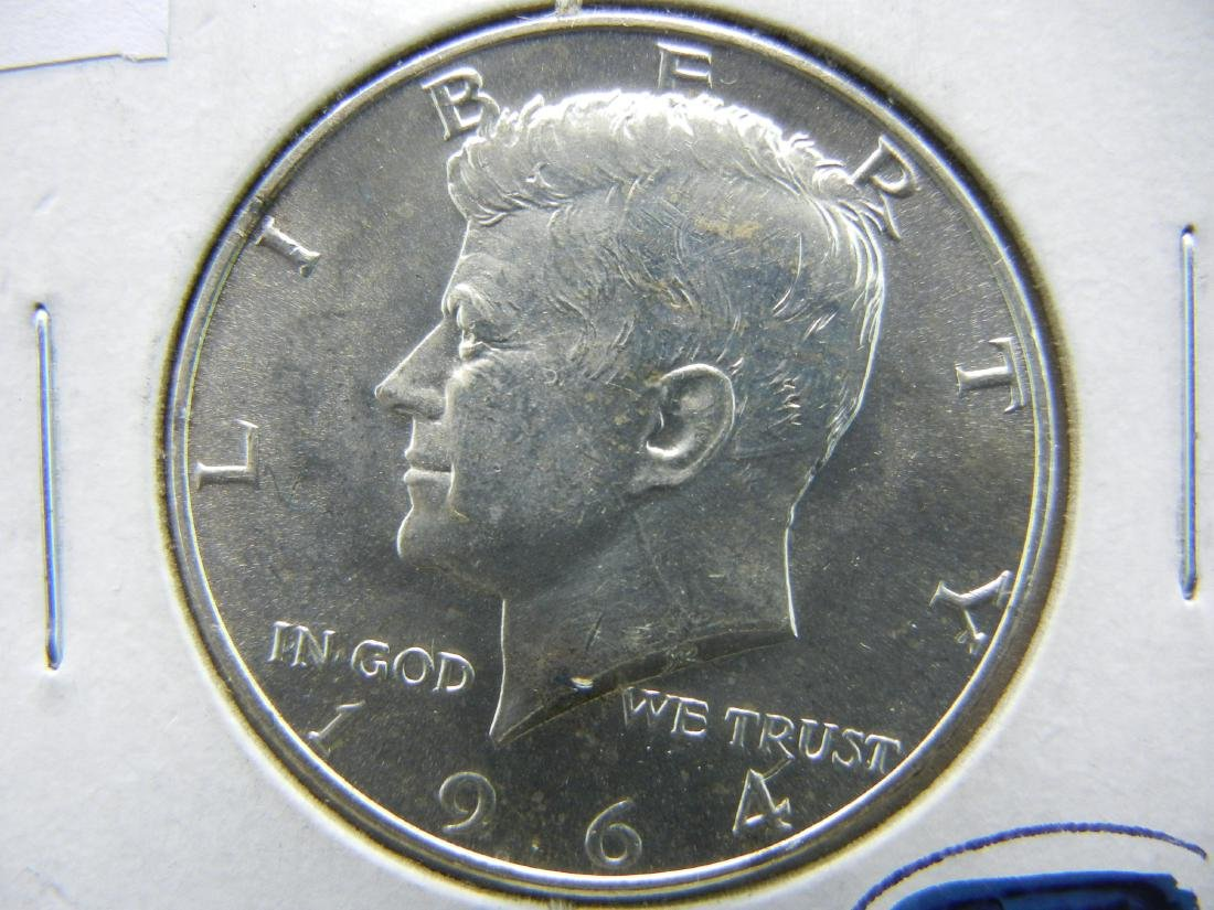 1964-D Kennedy Half Dollar