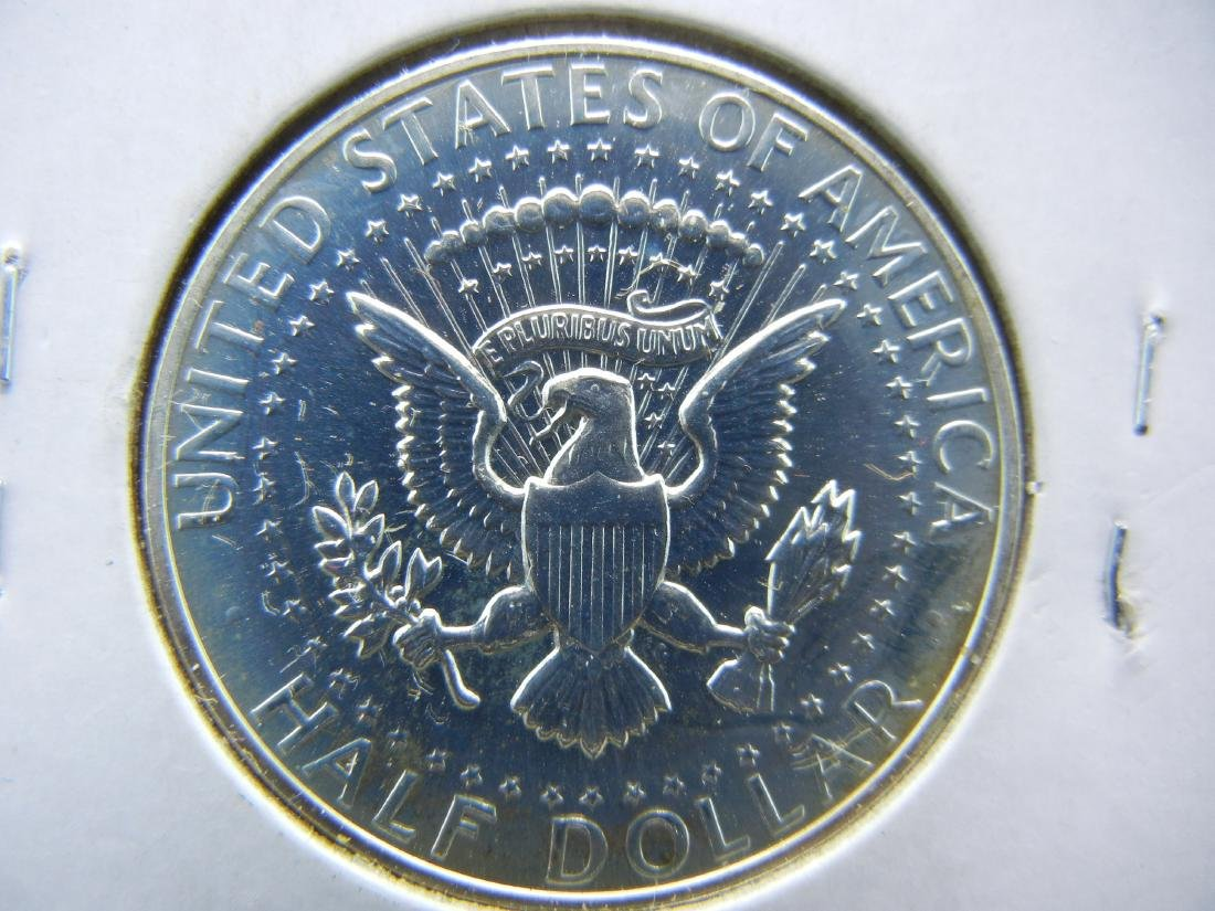 1964 Kennedy Half Dollar - 2