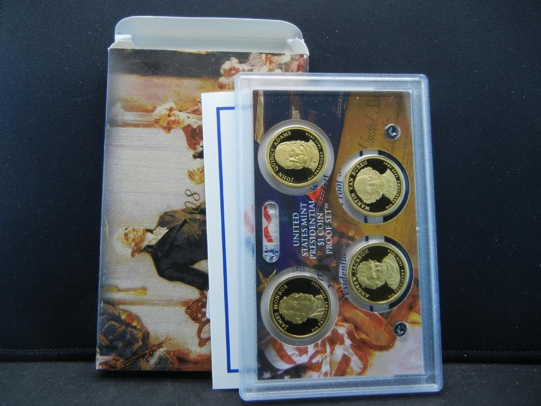 2005 and 2006 Westward Journey Nickel Sets.  9 Coins; 6