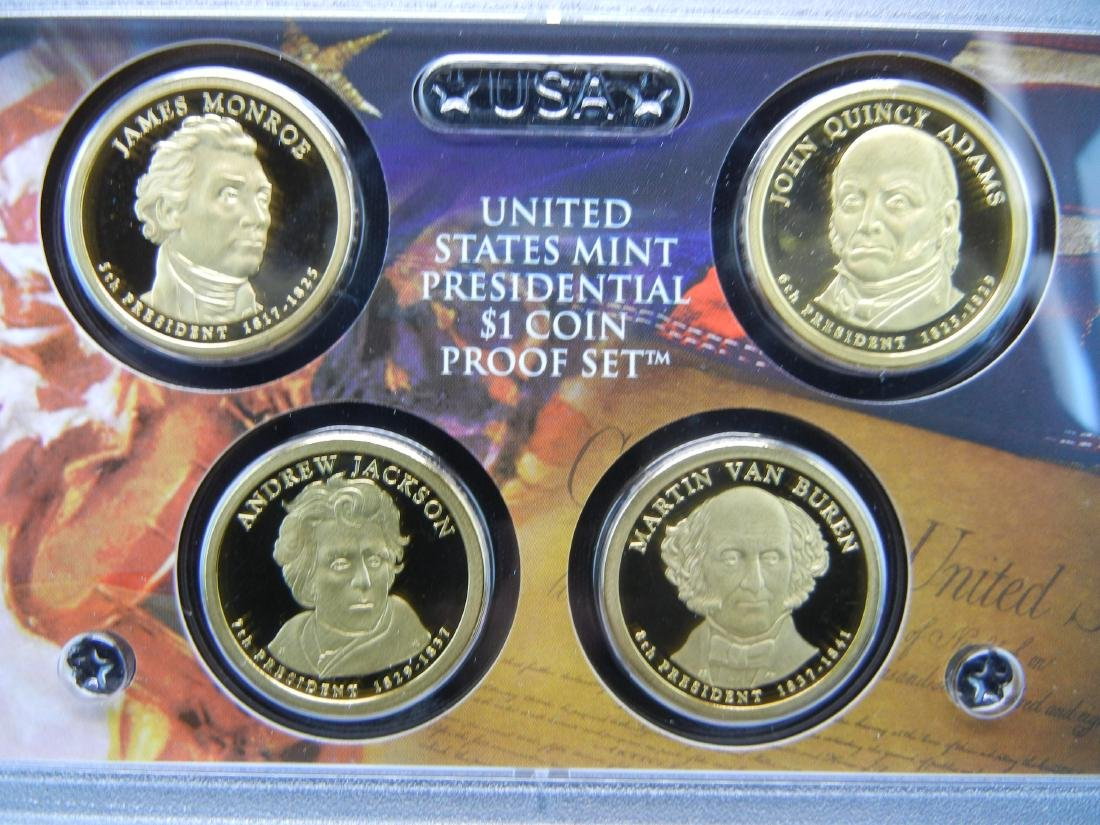 2005 and 2006 Westward Journey Nickel Sets.  9 Coins; 6 - 2