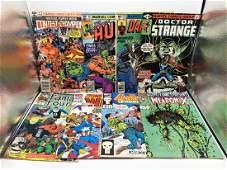 Lot of Misc Marvel Comics - Contest of Champions #1,