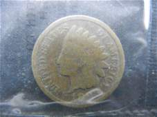 1893 Indian Head Cent Graded Good by Littleton Coin