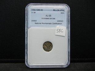 Rare Billon Tetradrachm of Otho - Alexandria - Nov 05, 2017