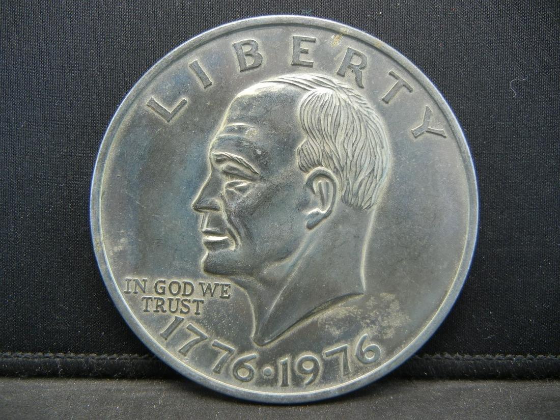 20 Twenty coin lot-FREE SHIPPING 1776-1976  BICENTENNIAL /'Ike/' Dollar Coins