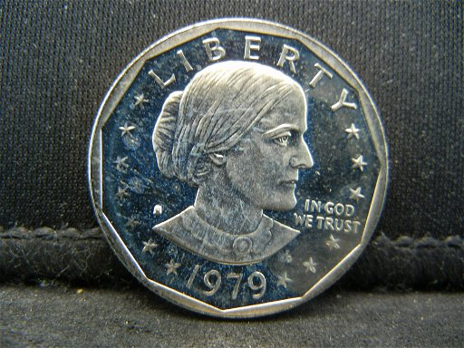 1979-S Type 1 Susan B Anthony Gem Proof