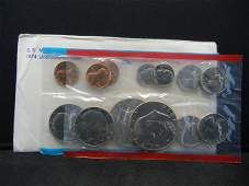 1974 United States 13 Coin Mint Set With Original