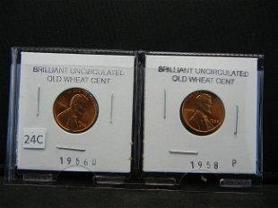 50 1925-D Lincoln Wheat Cents  - Aug 08, 2019   Richard L