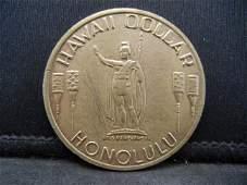 """DIAMOND HEAD """"HAWAII DOLLAR"""", HARD TO FIND, OWN HISTORY"""