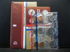 1984 PD US UNCIRCULATED MINT SET