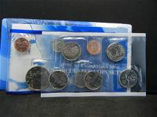 1999 PHILADELPHIA US UNCIRCULATED MINT SET  WITH STATE
