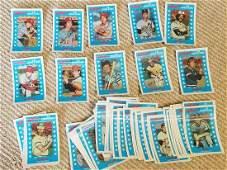 1982 Kellogg's 3D Baseball Complete Set