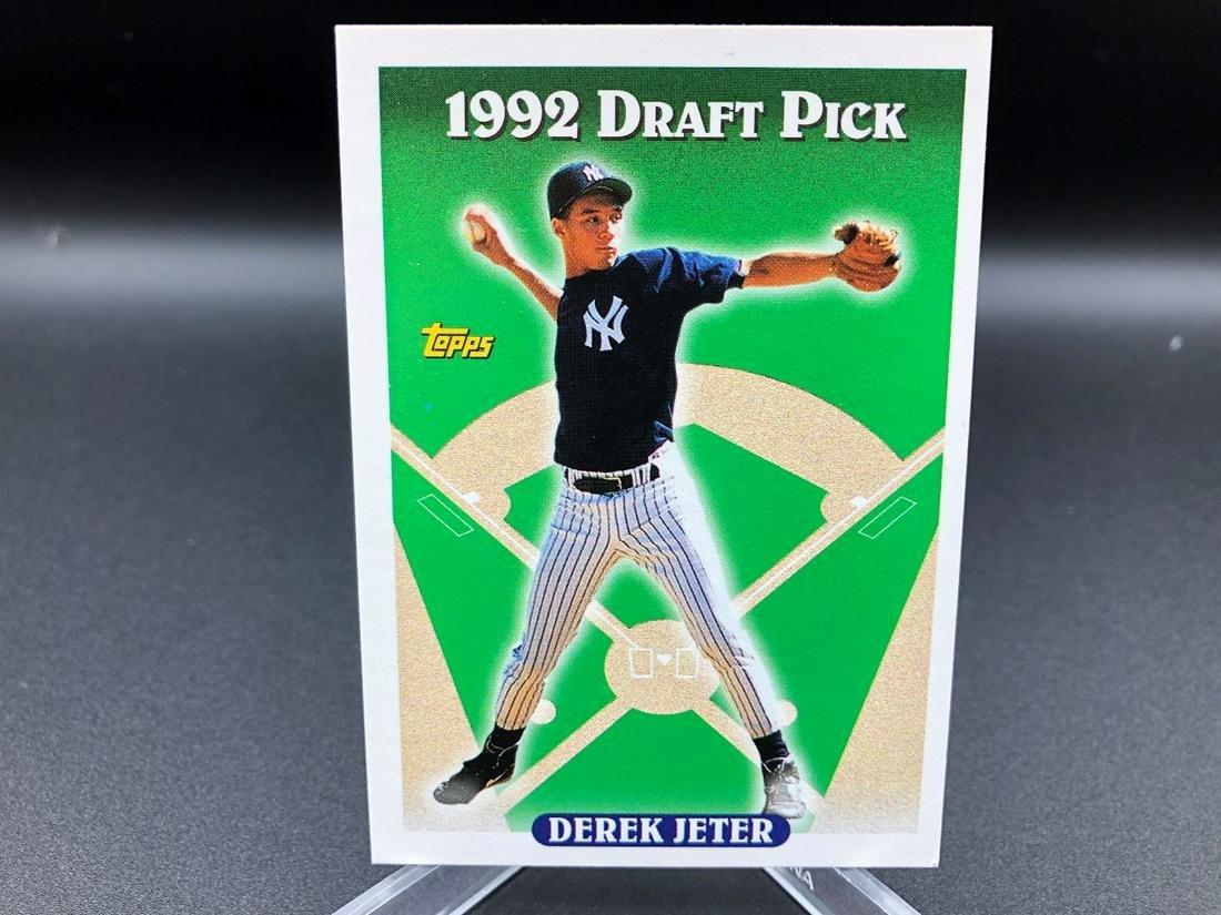 1993 Topps Derek Jeter RC #98