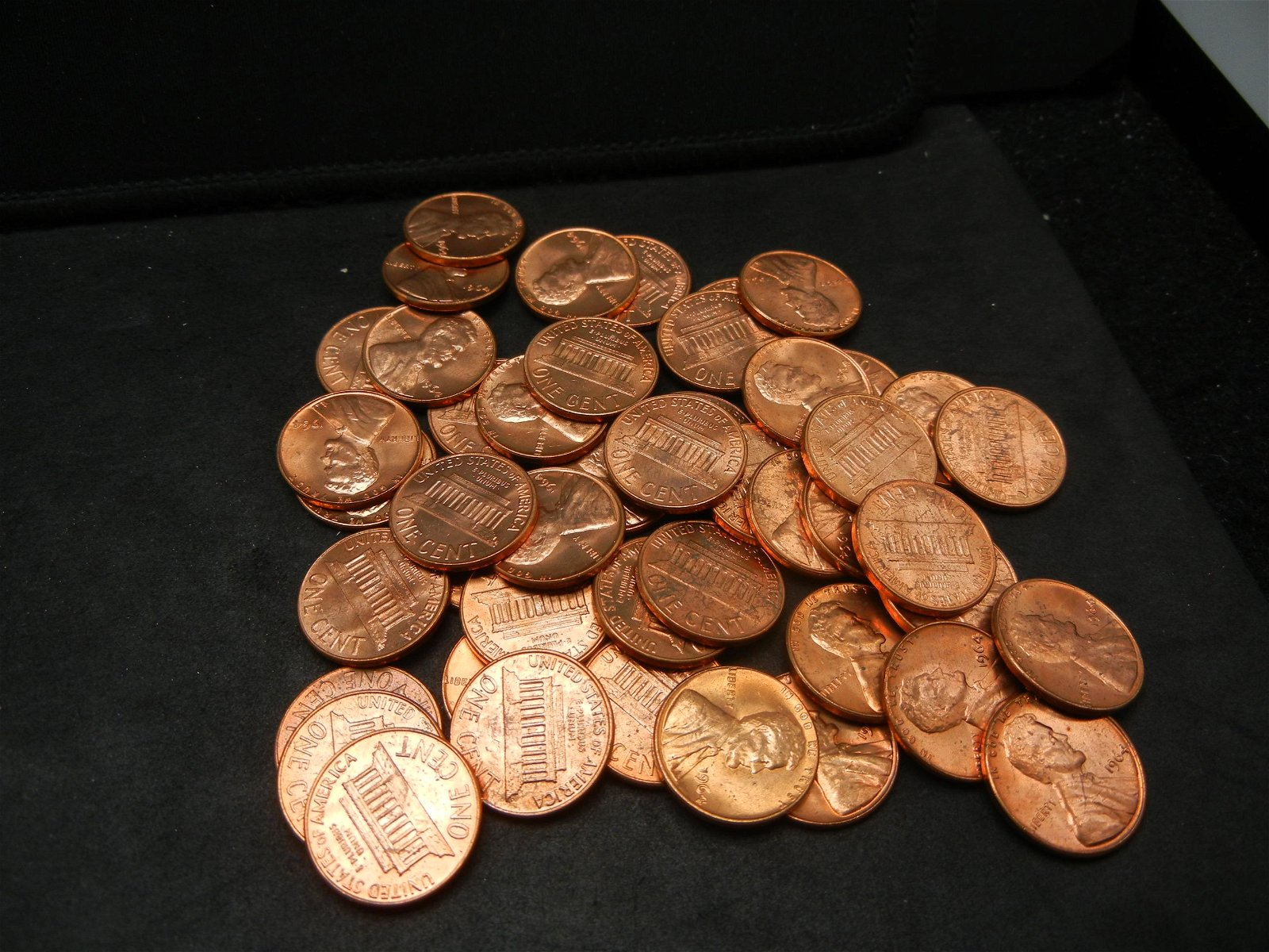 2019 P /& D BU ORIGINAL BANK WRAPPED LINCOLN CENT PENNY ROLL NEW 2 ROLLS