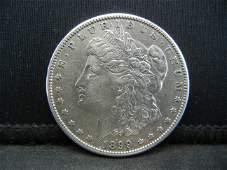 1899 S Morgan Dollar Strong Details Better Date