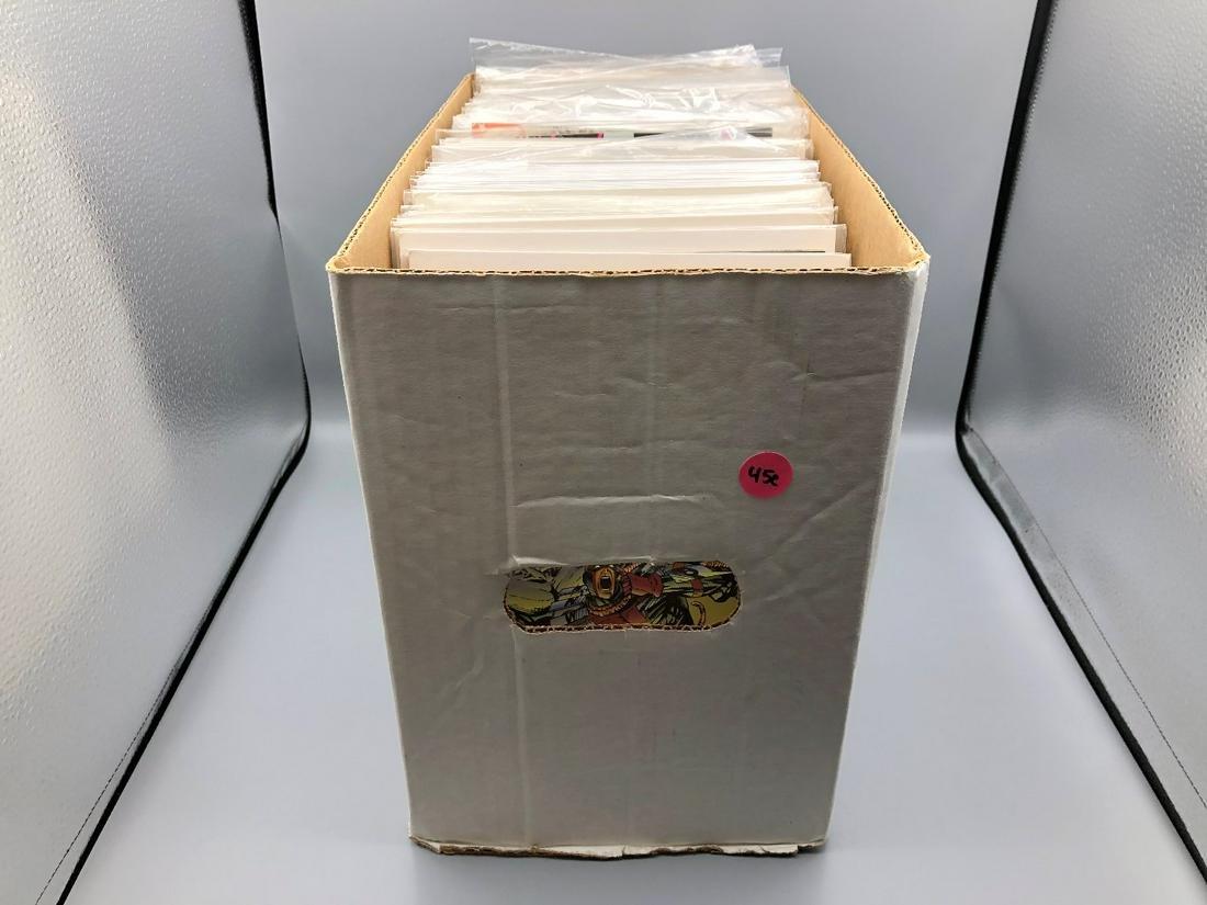 Short Box of Miscellaneous Comics