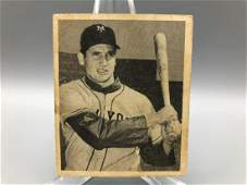 1948 Bowman Bobby Thomson #47 Rookie Card