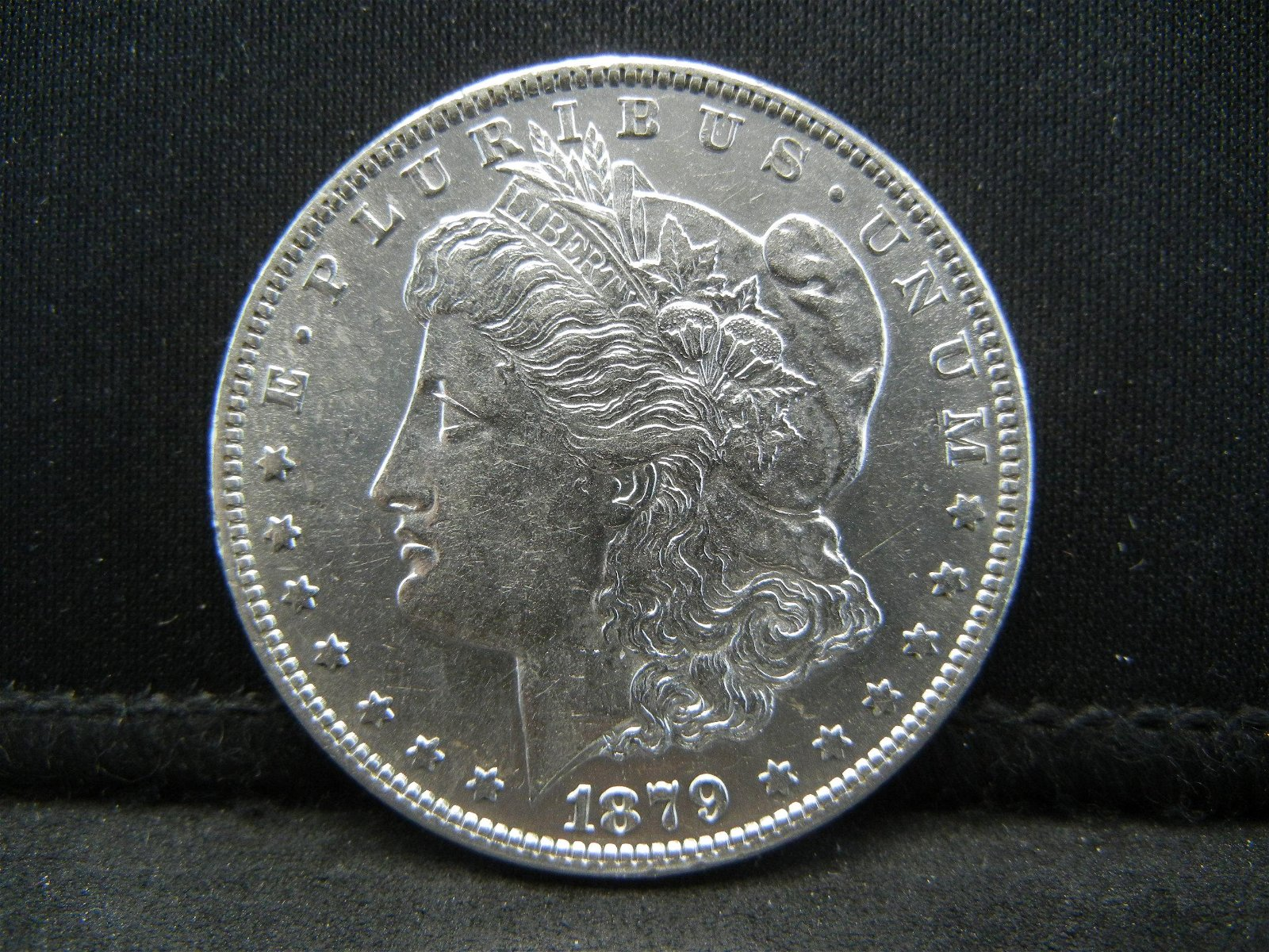 1879 O Morgan Dollar CH BU Nice Tough Date