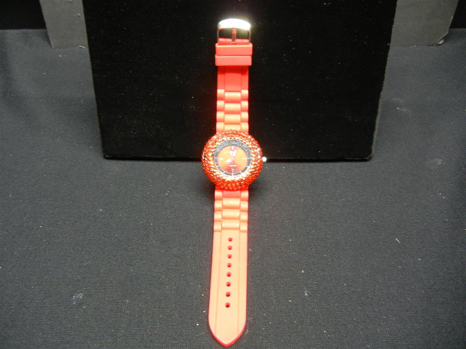 Bugaboo Red Ladybug watch