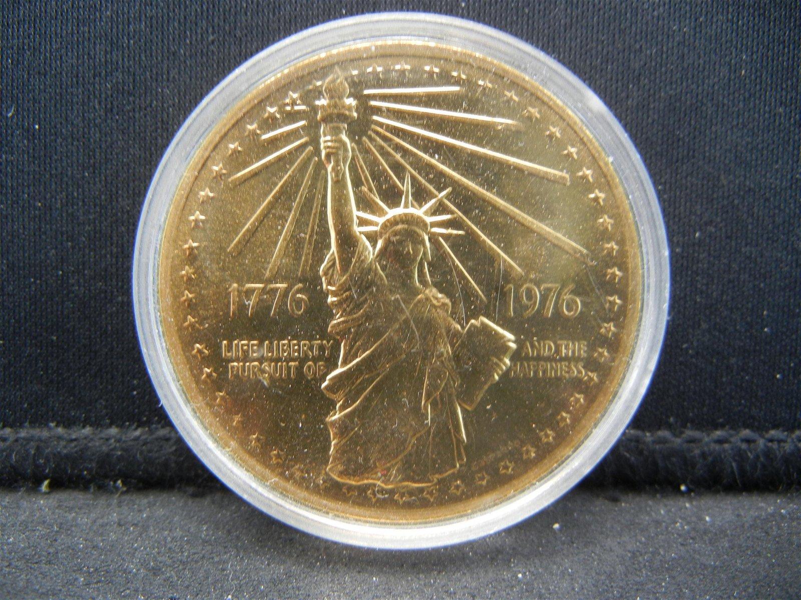1776-1976 American Revolution Bicentennial Medal.