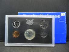 1970 United States 5 Coin Proof Sets With Original