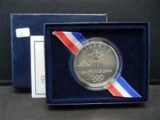 2002P Olympic Winter Games Commemorative 1  GEM BU