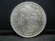 1886 O Morgan Dollar CH BU Lots of Luster Better Date