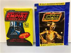 1980 Star Wars The Empire Strikes Back - Unopened Topps