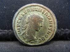Marcus Aurelius Numerianus Ancient Roman Coin 283-284