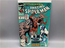 Amazing Spiderman 344  1st Appearance of Cletus