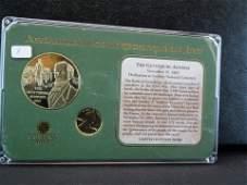 Abraham Lincoln Bicentennial Coin Set-Gettysburg