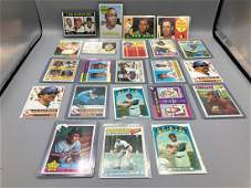 1960's & 1970's Topps Baseball Card Lot - Hank