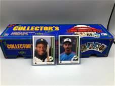 1989 Upper Deck Baseball Complete Factory Set - Ken