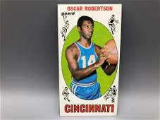 1969-70 Topps Oscar Robertson #50 HOF